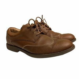 Sperry Topsider Wingtip Oxford Mens 10 M Shoes